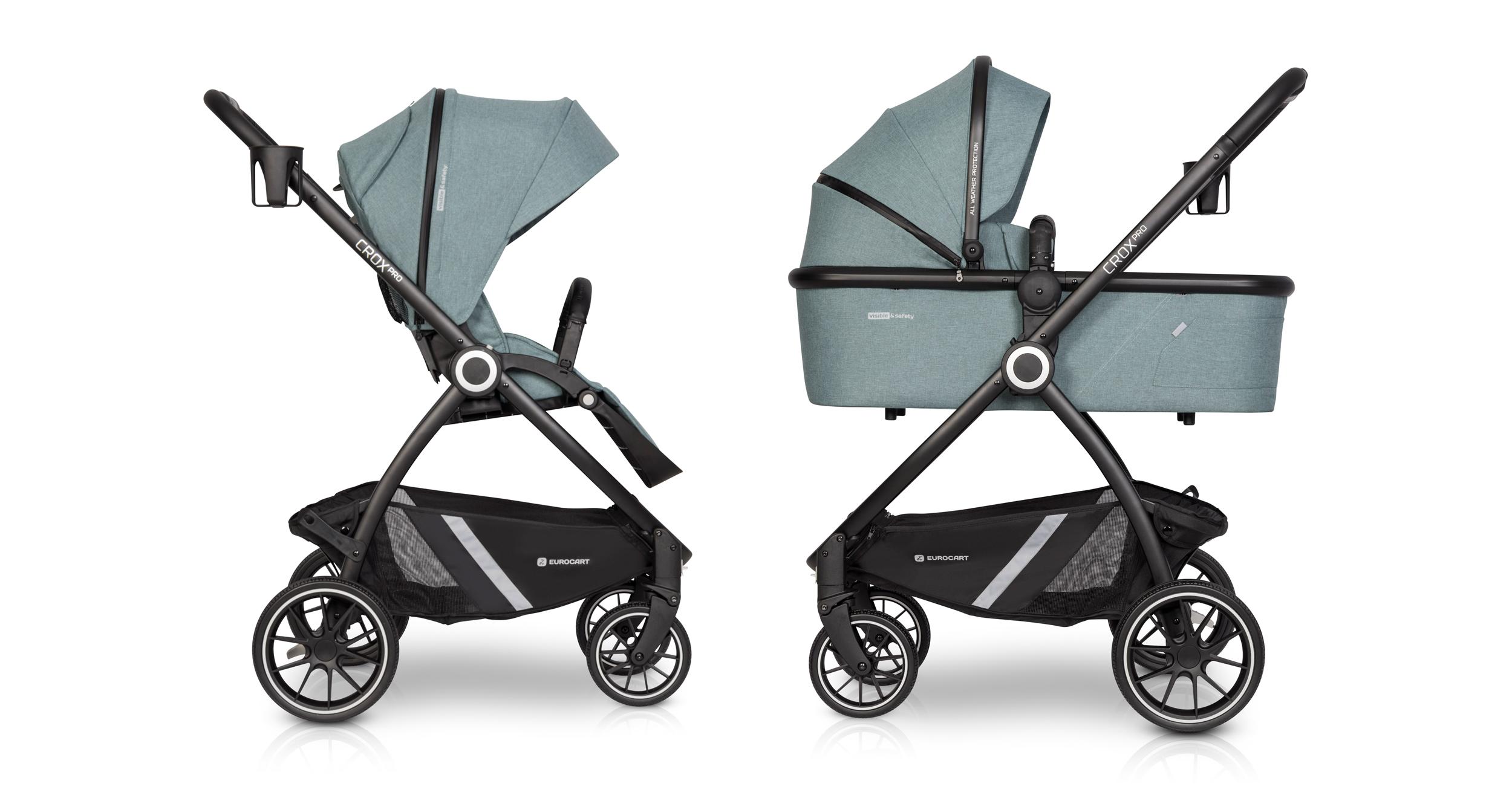 Wózek dziecięcy Crox PRO